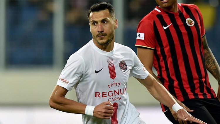 Adis Jahovic penaltılarla gol krallığı yarışını sürdürüyor!