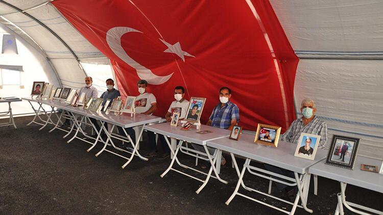 HDP önündeki eylemde 301'inci gün; aile sayısı 135 oldu