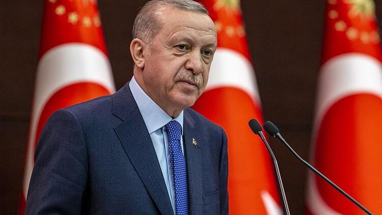 Erdoğan, Türkmenistan Devlet Başkanı ile görüştü