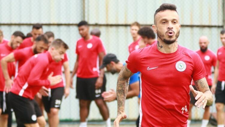 Rizespor ara vermeden Konyaspor hazırlıklarına başladı!