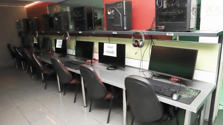 İnternet kafeler ve oyun salonları ne zaman açılacak? Tarih belli oldu!