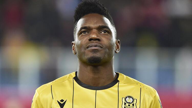 Son dakika! Thievy Bifouma, Yeni Malatyaspor'dan Çin'e transfer oldu!