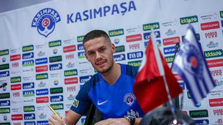 Kasımpaşalı Haris Hajradinovic açıkladı: Beşiktaş'ta oynamak istiyorum | Transfer Haberleri