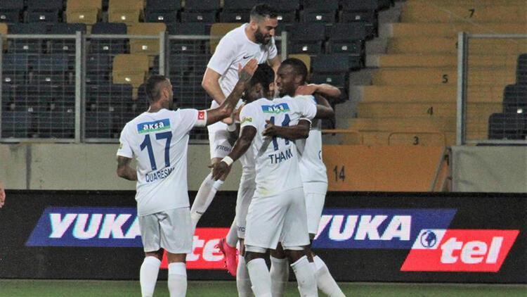 Gençlerbirliği 0-2 Kasımpaşa   Maçın özeti ve golleri