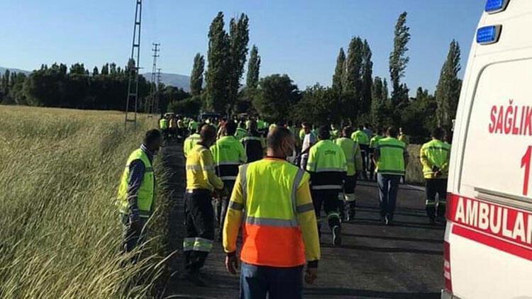 Kayseri'de işten çıkarılan işçi tüfekle ateş açtı: 5 yaralı