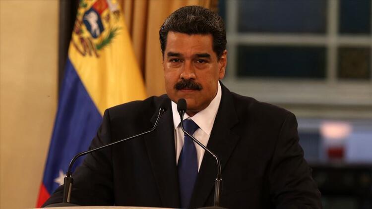 Venezuela Devlet Başkanı Maduro, AB Temsilcisine Venezuela'dan ayrılması için 72 saat verdi