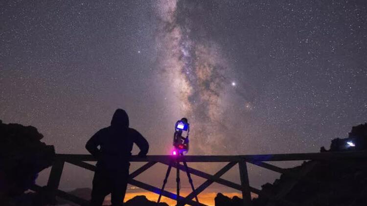 Türk astrofotoğrafçının fotoğrafı 'en iyi'lerin arasına girmeyi başardı
