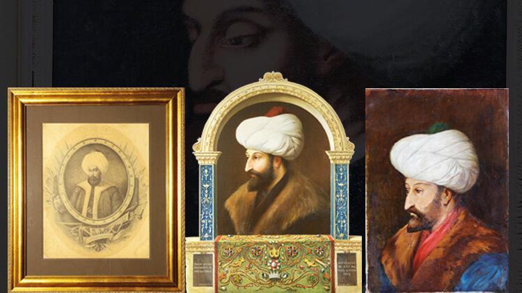 Milli Saraylar'dan Fatih  portreleri sergisi