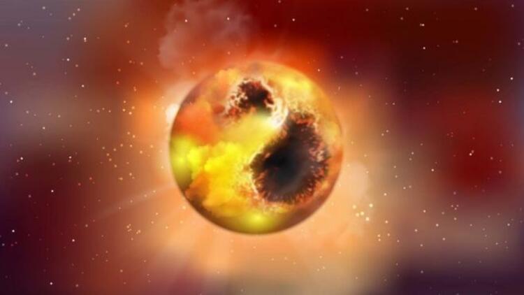 Patlamak üzere olan dev yıldızın neden karardığı anlaşıldı