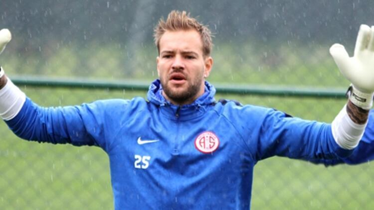 Antalyaspor'un gizli kahramanı Ruud Boffin!