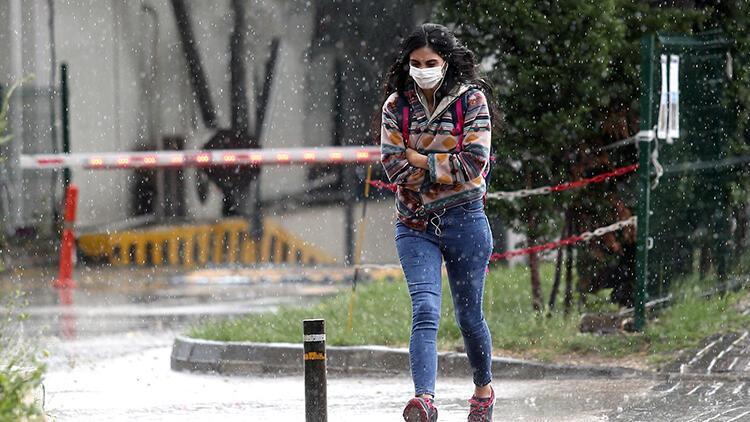 Doğu Anadolu'da 6 ilde gök gürültülü sağanak yağış bekleniliyor