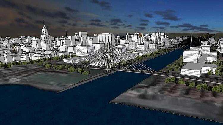Son dakika... Kanal İstanbul'un güzergahı belli oldu