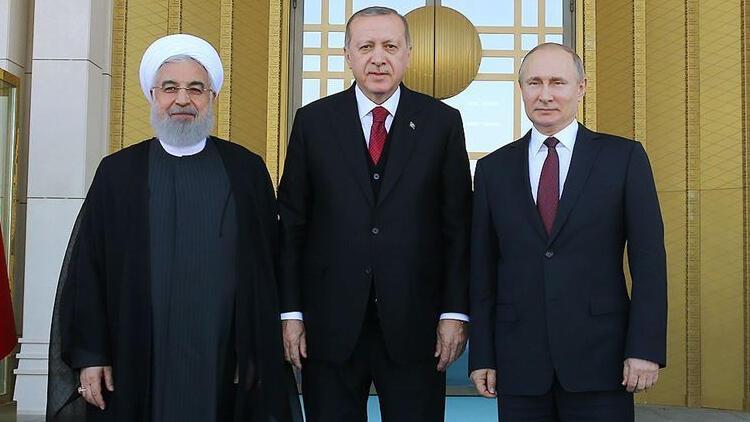 Son dakika haberler: Cumhurbaşkanı Erdoğan, Putin ve Ruhani ile görüşecek