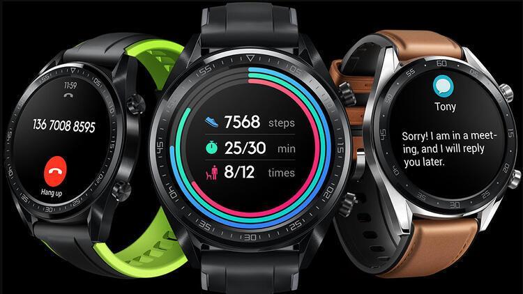 Huawei Watch GT 2 ile Huawei Watch GT 2e arasında ne fark var?