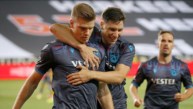 Trabzonspor'da hedef Galatasaray