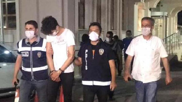 Konya'da kafe ve evden hırsızlık şüphelileri adliyede