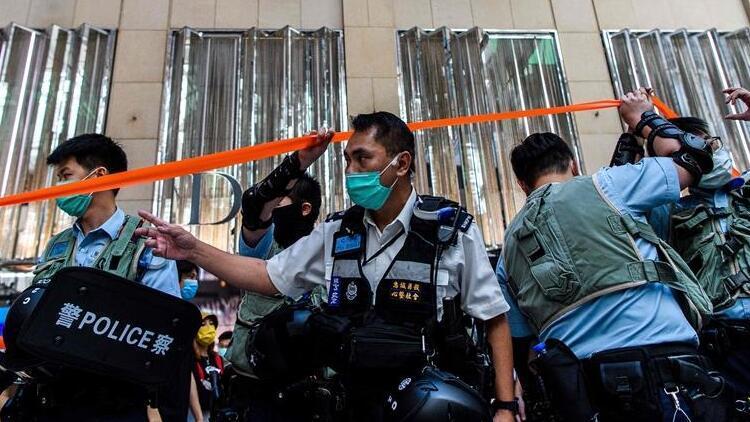 Çin, Hong Kong'la ilgili tartışmalı güvenlik yasasını kabul etti