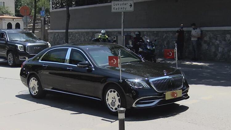 Son dakika haberi: Cumhurbaşkanı Erdoğan torununu ziyaret etti
