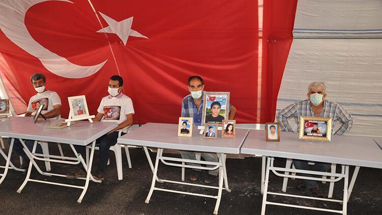 HDP önündeki eylemde 302'nci gün