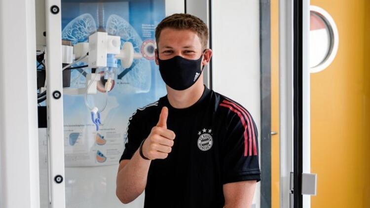 Bayern Münih, Alexander Nübel ile 5 yıllık sözleşme imzaladı!
