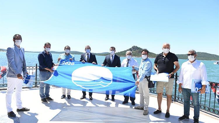 Mavi bayrak sayısını en fazla artıran il Balıkesir oldu