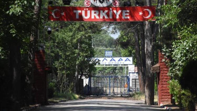 Yunanistan kapıları yarın açıyor