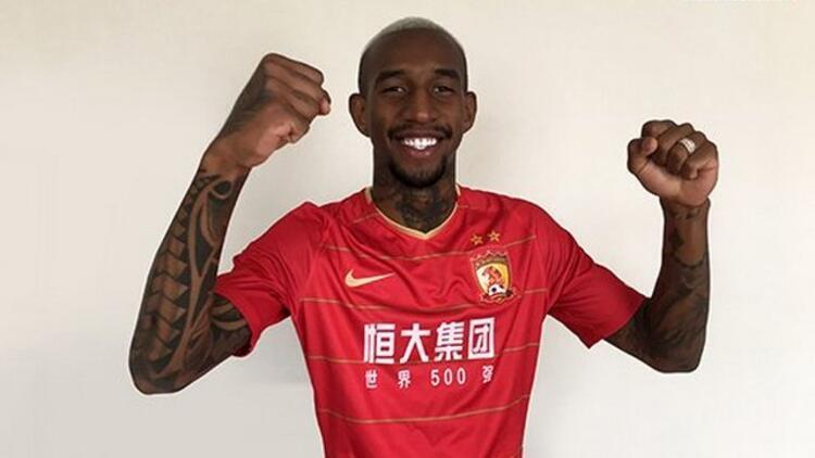 Anderson Talisca Çin'e geri döndü!