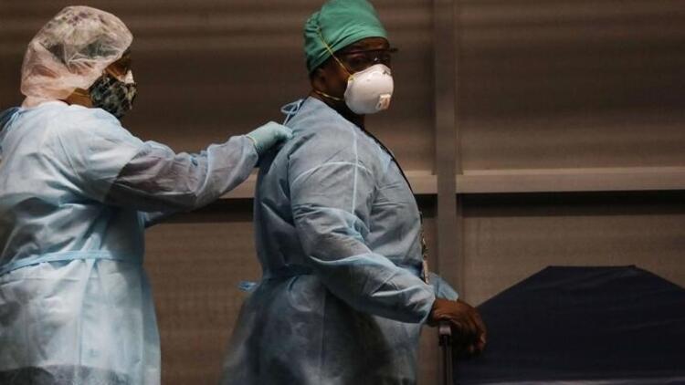 Son 24 saatte ABD'de koronavirüs (Covid-19) kaynaklı 368 ölüm gerçekleşti