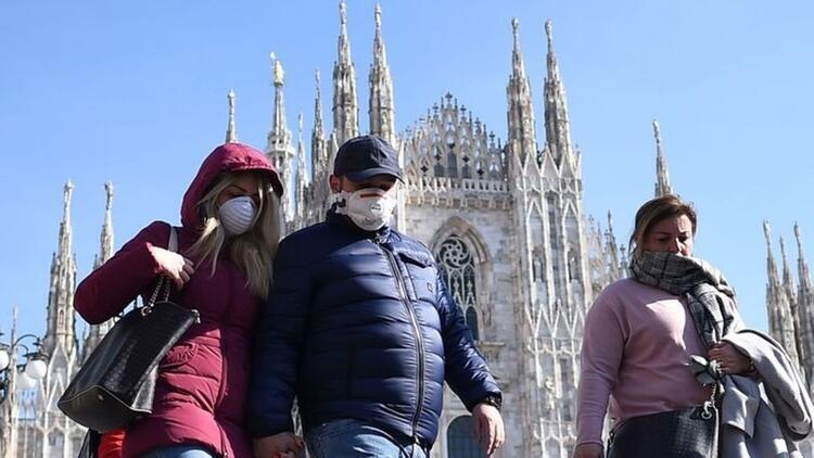 İtalya'da koronavirüsten ölenlerin sayısı 34 bin 767'ye yükseldi