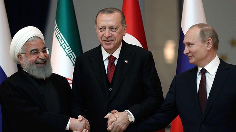 Türkiye-Rusya-İran Üçlü Zirvesi video konferans yöntemiyle yapılacak