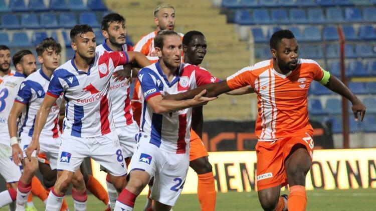 Adanaspor 0-0 Altınordu