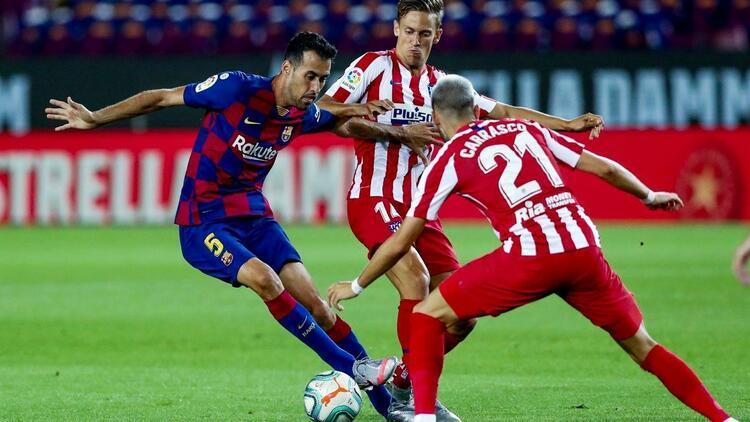 Barcelona 2-2 Atletico Madrid | Maçın özeti ve golleri