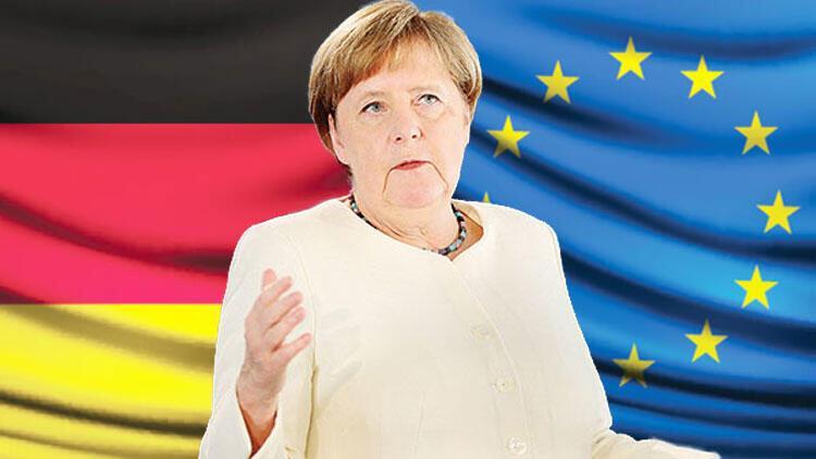 AB Konseyi Dönem Başkanlığı Almanya'ya geçti