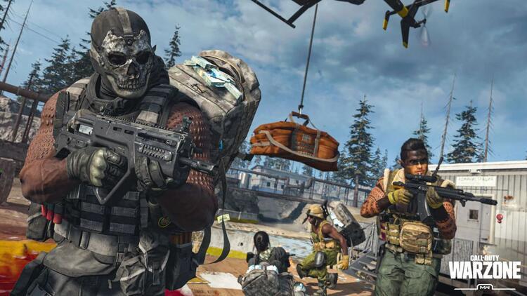 Call of Duty: Warzone için 30 GB'lık dev güncelleme