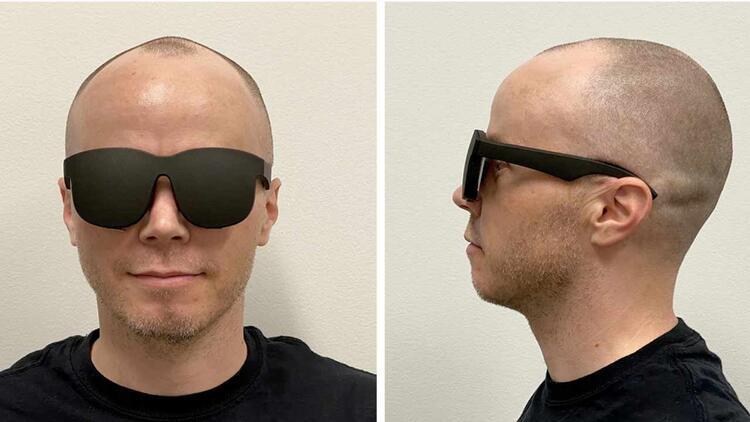 Facebook'tan güneş gözlüğünü andıran VR gözlük