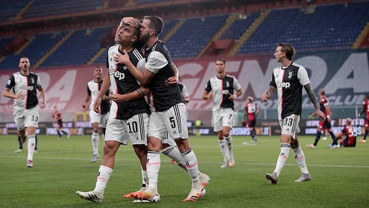 Genoa 1-3 Juventus | Maçın özeti ve golleri