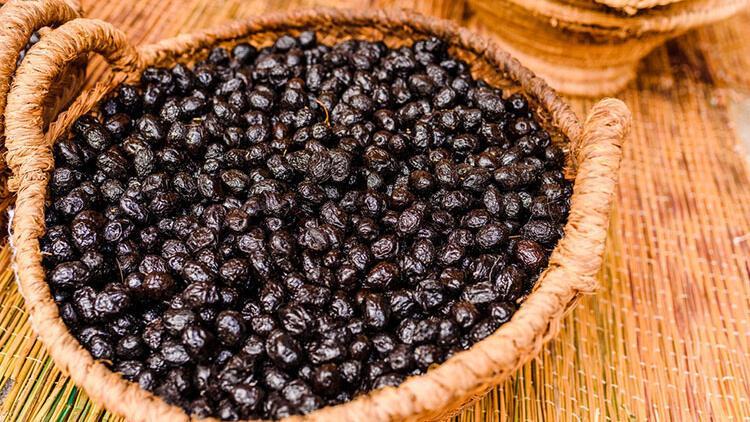 Siyah zeytindeki hileye dikkat