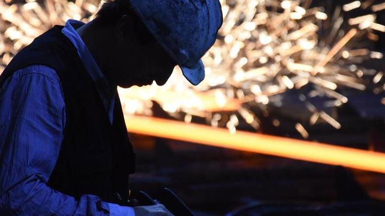 Ham çelik üretimi geriledi
