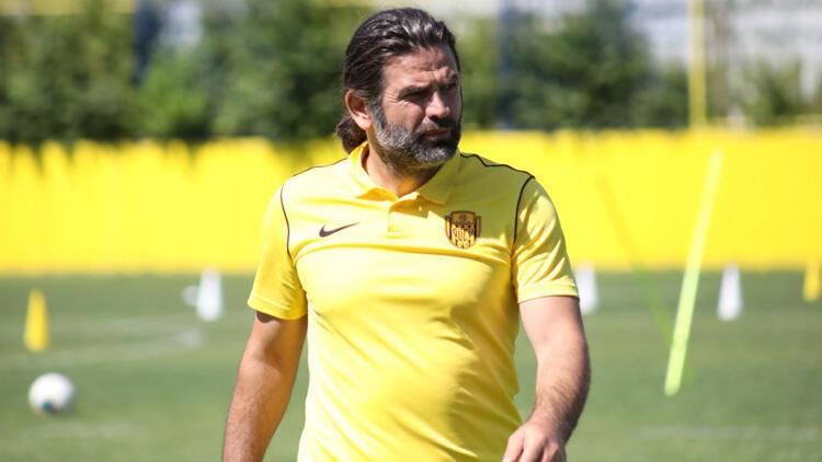 İbrahim Üzülmez: 'Hedefimiz 5 maçta 15 puan'