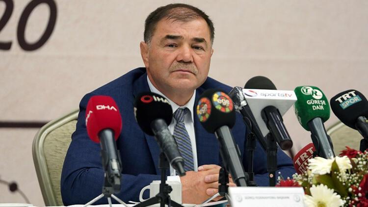 Türkiye Güreş Federasyonu Başkanı Musa Aydın: 'Kırkpınar'ı Eylül ayında yapmayı planlıyoruz'