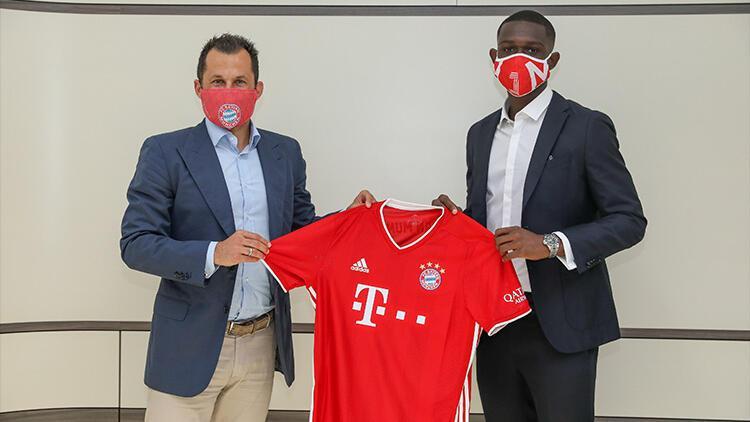 Bayern Münih, PSG'den Tanguy Nianzou Kouassi'yi kaptı
