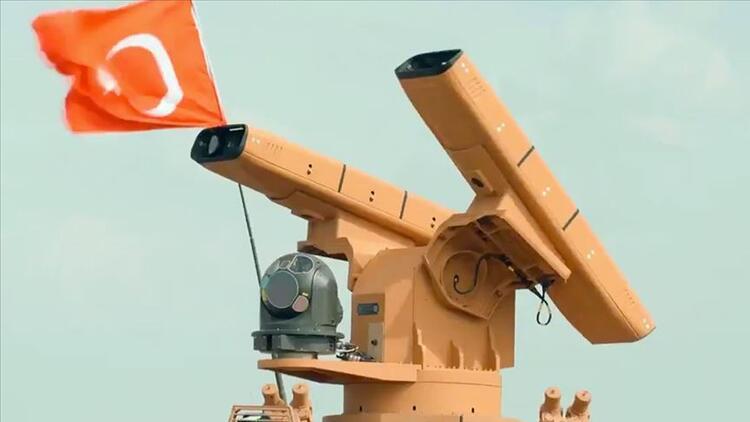 Yerli hava savunma sistemi 'Sungur' teknik özellikleri ve detaylar