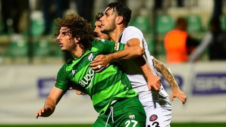 Bursasporlu Sedat Dursun: Elimizden gelenin en iyisini yapacağız