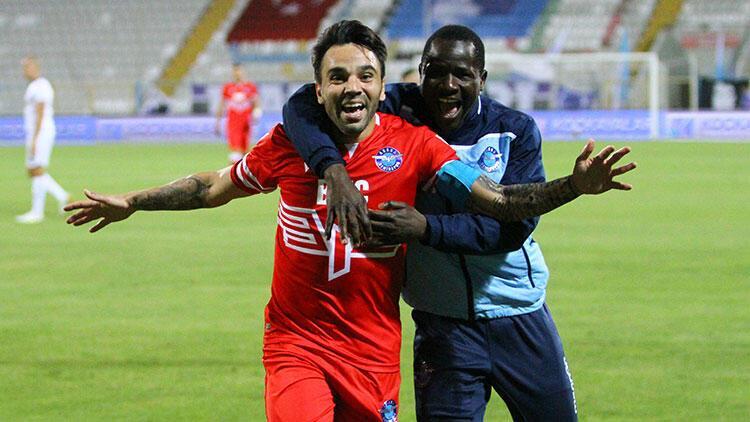 BB Erzurumspor 1-2 Adana Demirspor | Maçın özeti ve golleri
