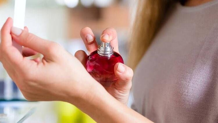 Deodorant ve Parfüm Kullanımına Dikkat!
