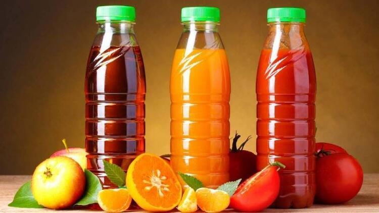Gazlı içecek ve meyve sularındaki tehlike ne?