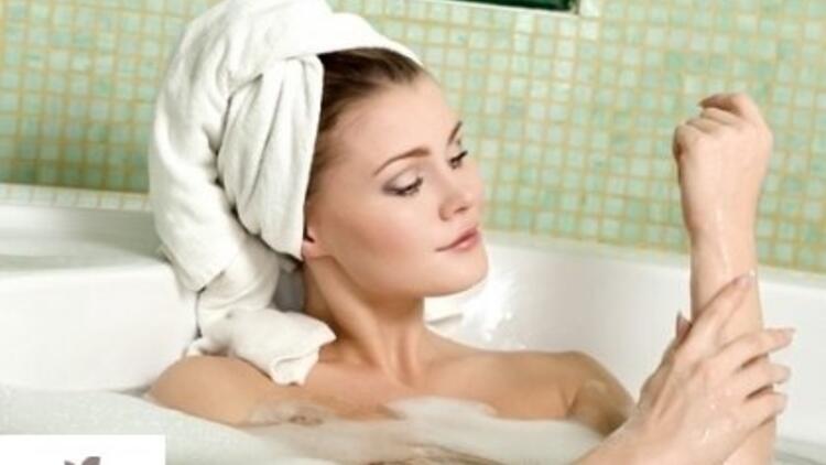 Çok Sıcak Suyla Banyo Yapmayın