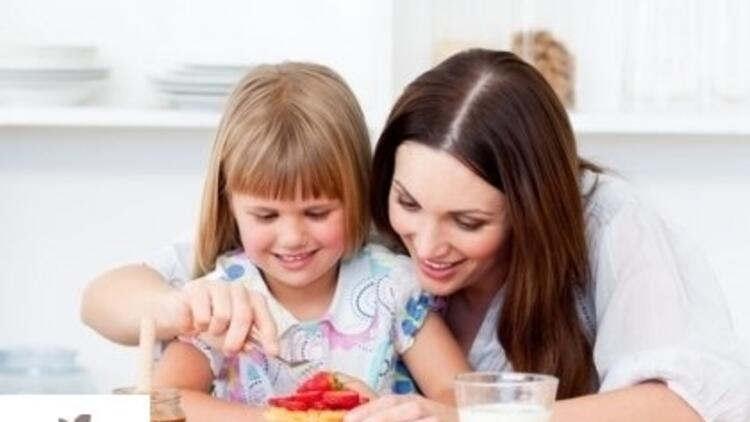 Kahvaltı Çocukların En Önemli Öğünü!
