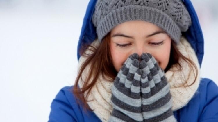 Soğuk Havadan Cildinizi Koruyun