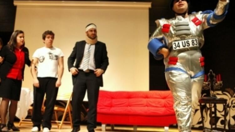 Can'lı Araba Çocuk Tiyatrosu